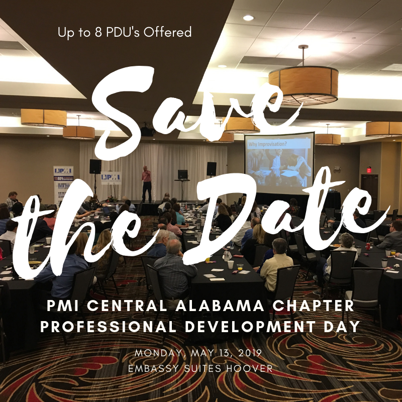 Save the date PMICAC